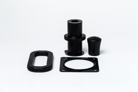 gummi-schwarz